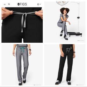 FIGS Women's Livingston Basic Two-pocket Pants